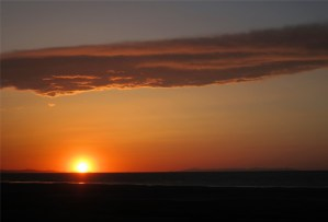 C-20130430 Sunset Antelope Island (2) (JPG2)