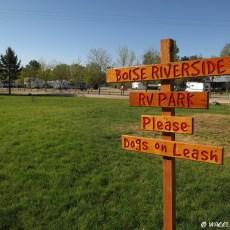 RV Park Review – Boise Riverside RV Park, Boise, ID
