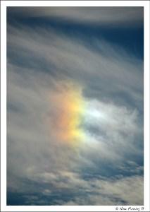 A high rainbow
