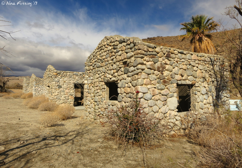 The Stone Houses