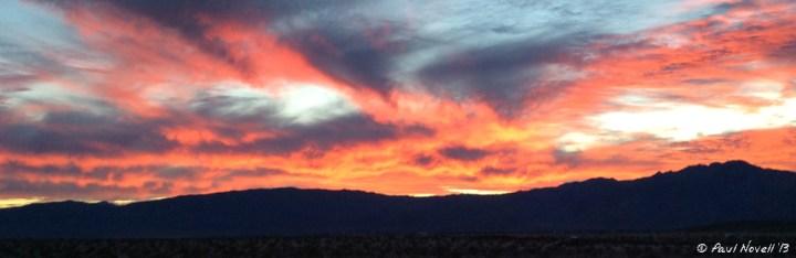 Desert Sunset....ahhhhh!