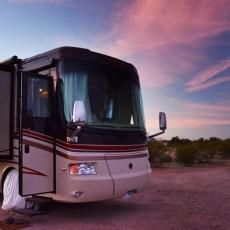 Boondocking Site Review – Gunsight Wash BLM, Why, AZ