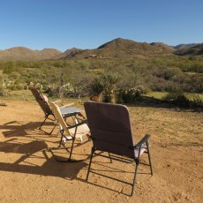 Boondocking Site Review – Ghost Town Road, Congress, AZ