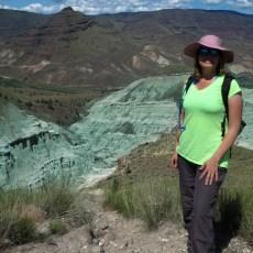 John Day Fossil Beds Part I – Blue Basin Dreams