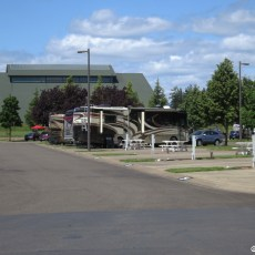 RV Park Review – Olde Stone Village RV Park, McMinnville, OR