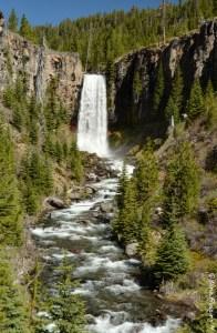 Lovely Tumalo Falls