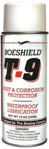 We use this spray on all our exposed metal bits