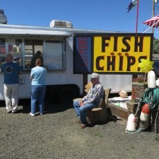 Food Truck Dining & Driving North