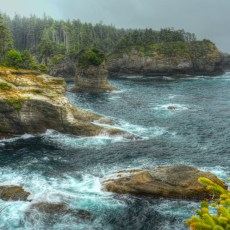 At The Untamed Edge – Cape Flattery, WA