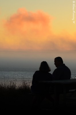 Couples therapy...ala Cape Blanco