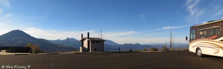 Rest stop overlook on Hwy 44