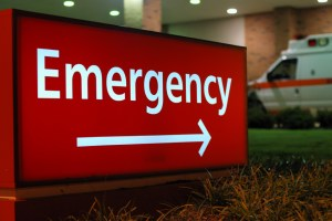 It's the definition of emergency care that's the problem here...
