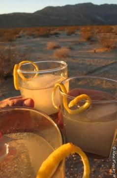 Lemon drops for Christmas Eve