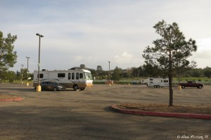Another view of other RVs.