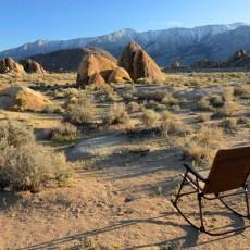 Heloooooo Boonies -> Lone Pine, CA