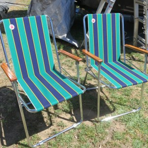 Paul's new chairs
