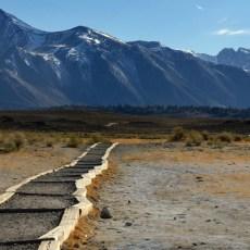 Blog Issues & Bumming Around Mammoth Lakes, CA