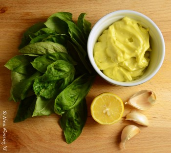 Good mayonnaise is the base for so many tasty recipes