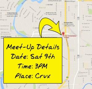 Sat Meet-Up Details