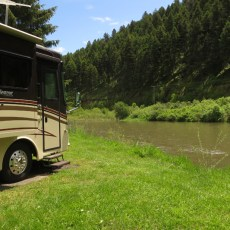 SP Campground Review – Hilgard Junction State Park, La Grande, OR
