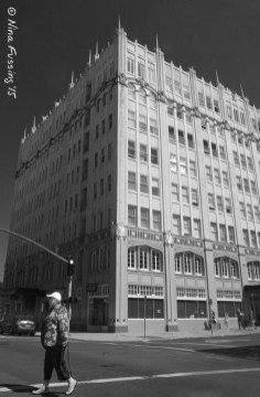 The dramatic John Jacob Astor Hotel