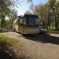 NP Campground Review – Gros Ventre Campground, Teton National Park, WY