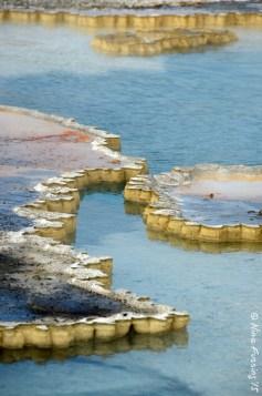 Aqua pools by Old Faithful