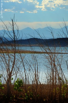 Trinidad Lake shore views