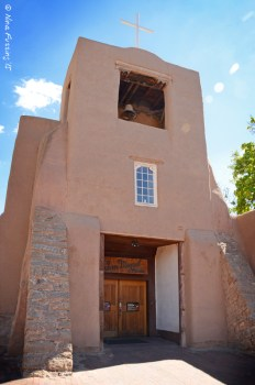 San Miguel Chapel, the oldest church in the US
