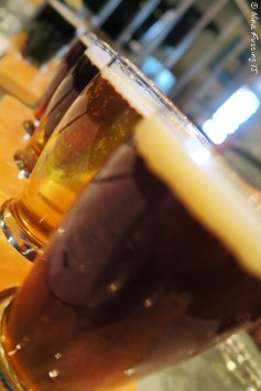 Downtown beer
