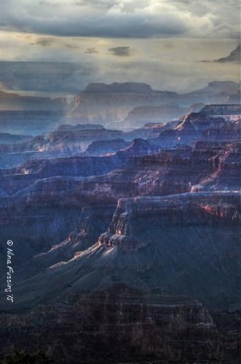 The Canyon has soooo many moods
