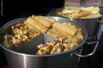 Tamales, yummy!
