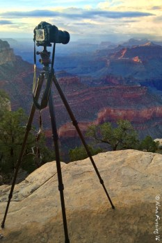 I've been using the same tripod for over 10 years