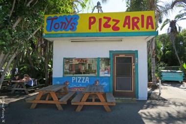 Tony's Pizzeria Shack