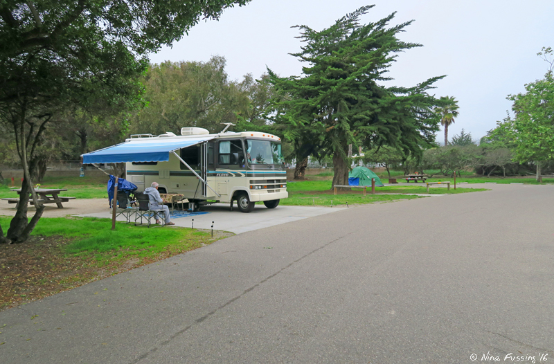 Pismo Beach Ca Camping Reservations