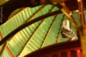 Nothing beats the beauty of an original Fresnel lens