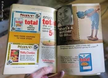 1966 Readers Digest Ads & Coupons