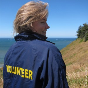 Yup, I'm a volunteer. No pay folks.