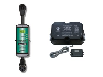 Surge Protection (portable or wired) is a MUST for RVers