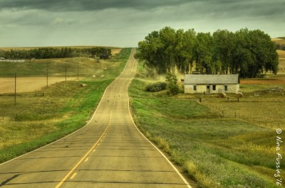 Driving The Enchanted Highway