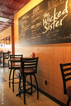 Wicked Sister Interior