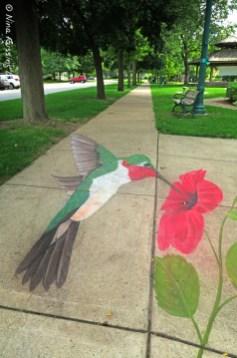 Dexter street art