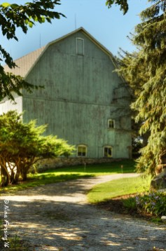 Old Manchester Barn