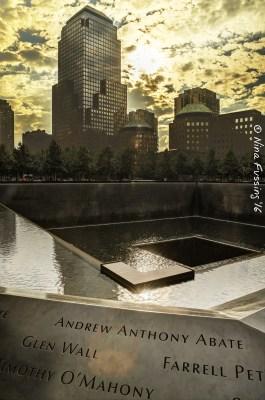 The Memorial Pool