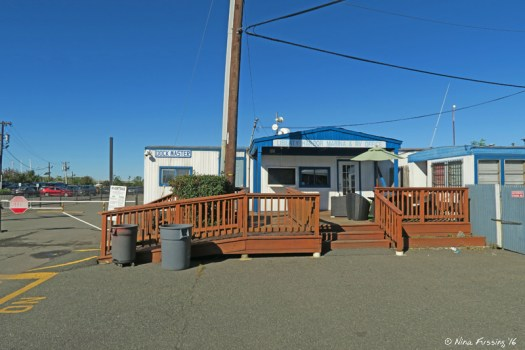Check-in & entrance to RV Park