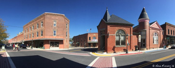 Cute and historic downtown Berlin MD