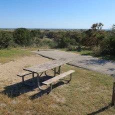 NP Campground Review – Frisco Campground, Hatteras National Seashore (OBX), NC