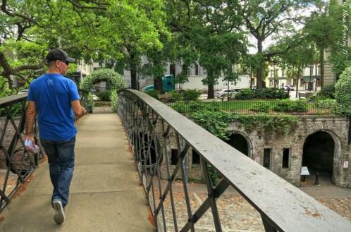 Hidden Savannah bridges
