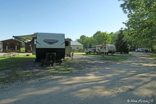 Rv Campground Review Gettysburg Rv Park Gettysburg Pa
