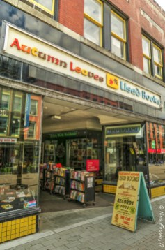 Autumn Leaves Bookstore